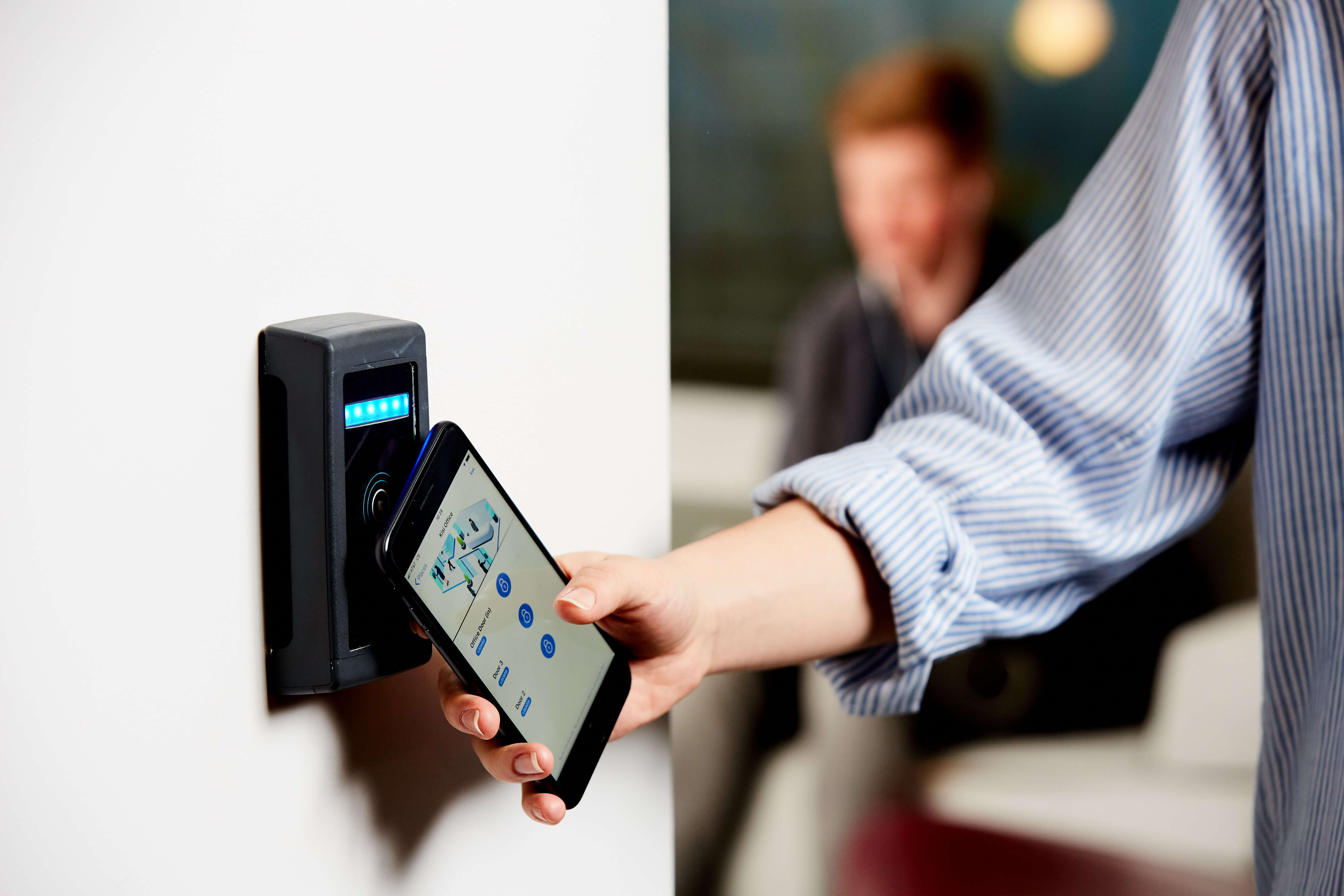 Mobile access control system