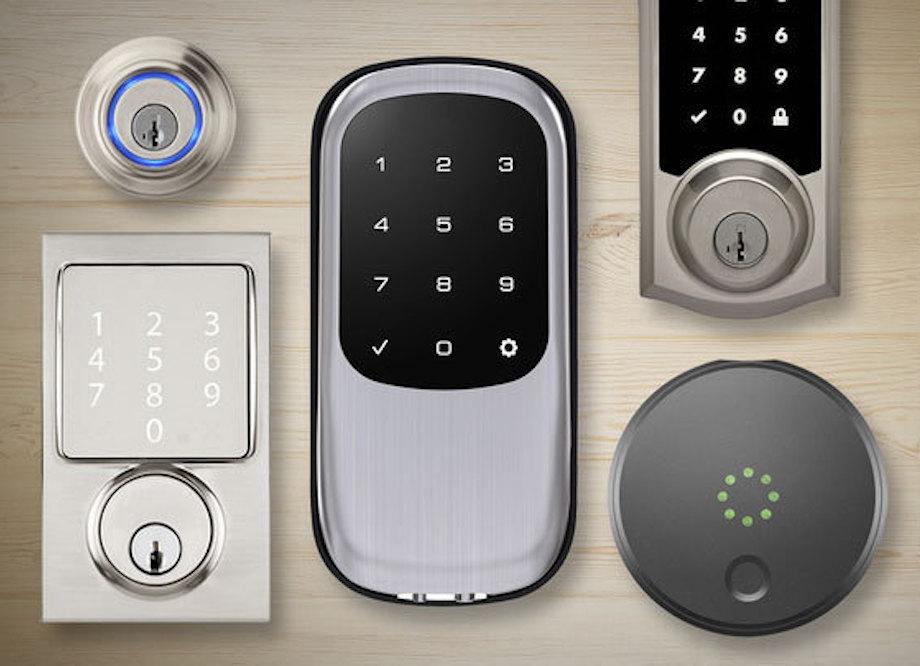 smart lock types