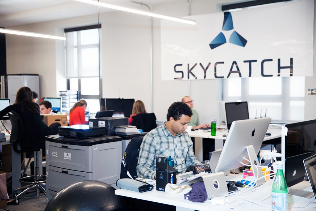 Skycatch Office 2