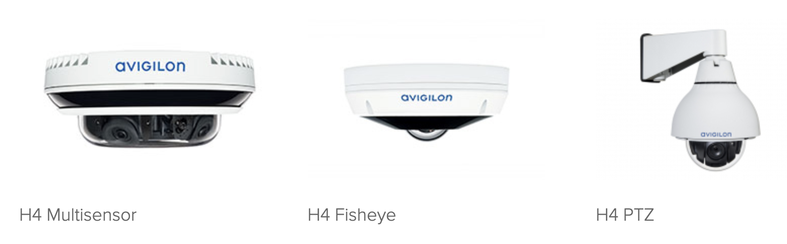 Video Security Products by Avigilon