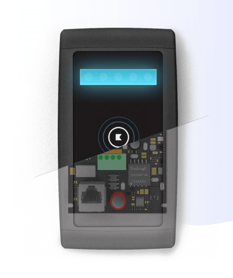 Kisi Access Control Reader