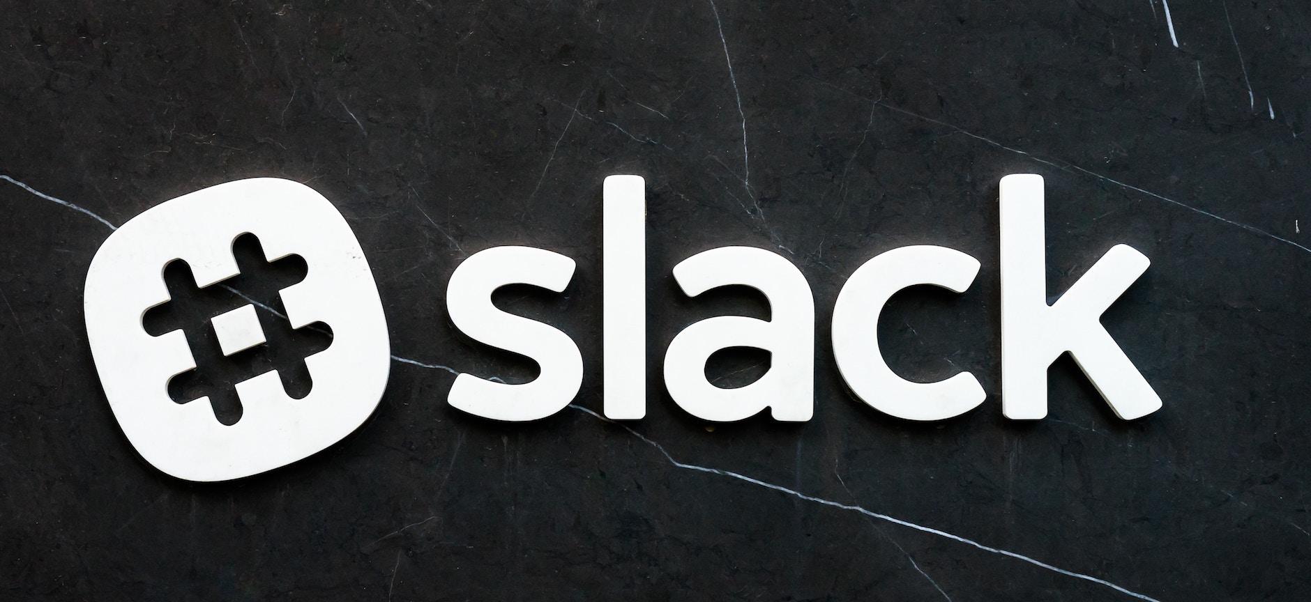 Secure Slack