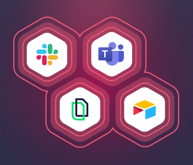 Seamless automations in Slack Teams