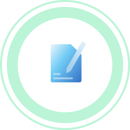 contract draft icon