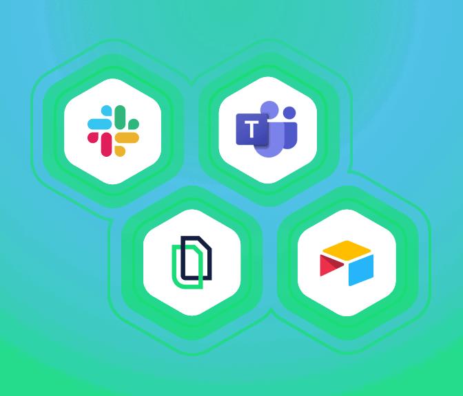 app integration ilustration