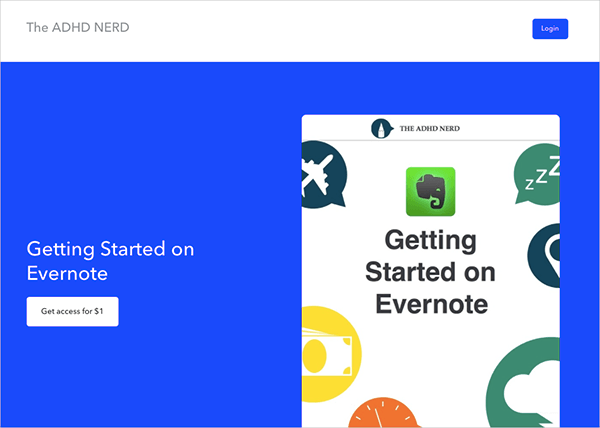 Getting Started on Evernote