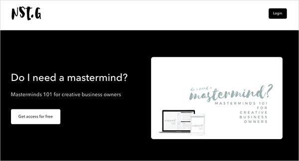 Do I Need a Mastermind?