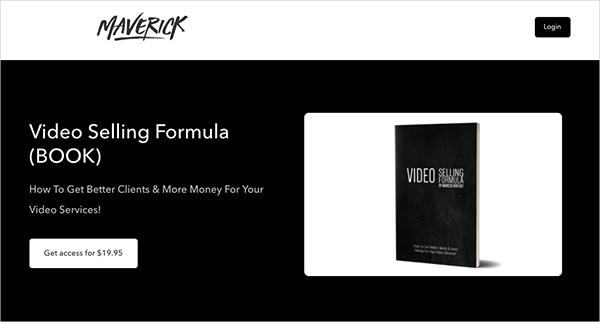 Video Selling Formula