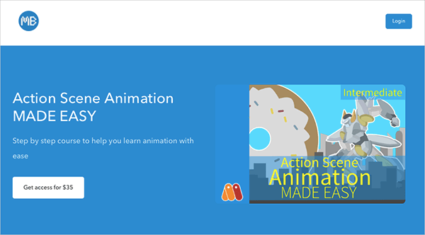 Action Scene Animation MADE EASY