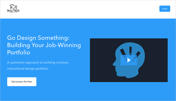 Go Design Something: Building Your Job-Winning Portfolio