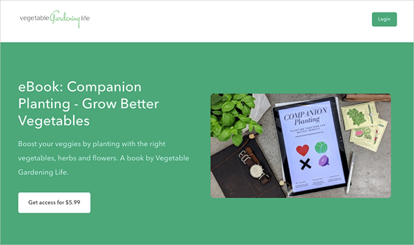 Companion Planting - Grow Better Vegetables