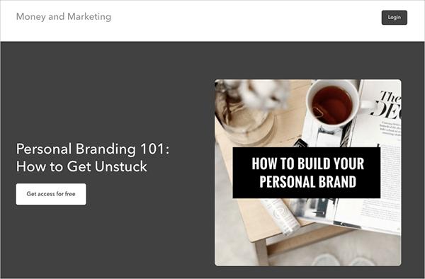 Personal Branding 101: How to Get Unstuck