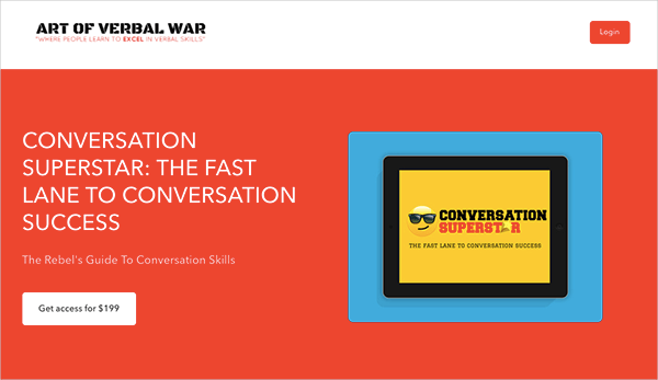 Conversation Superstar: The Fast Lane to Conversation Success