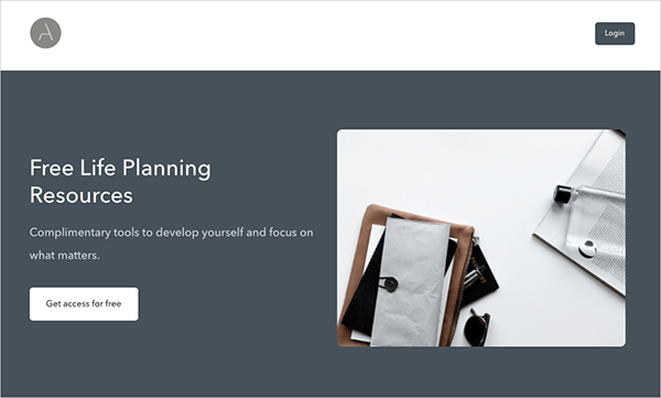 Free Life Planning Resources