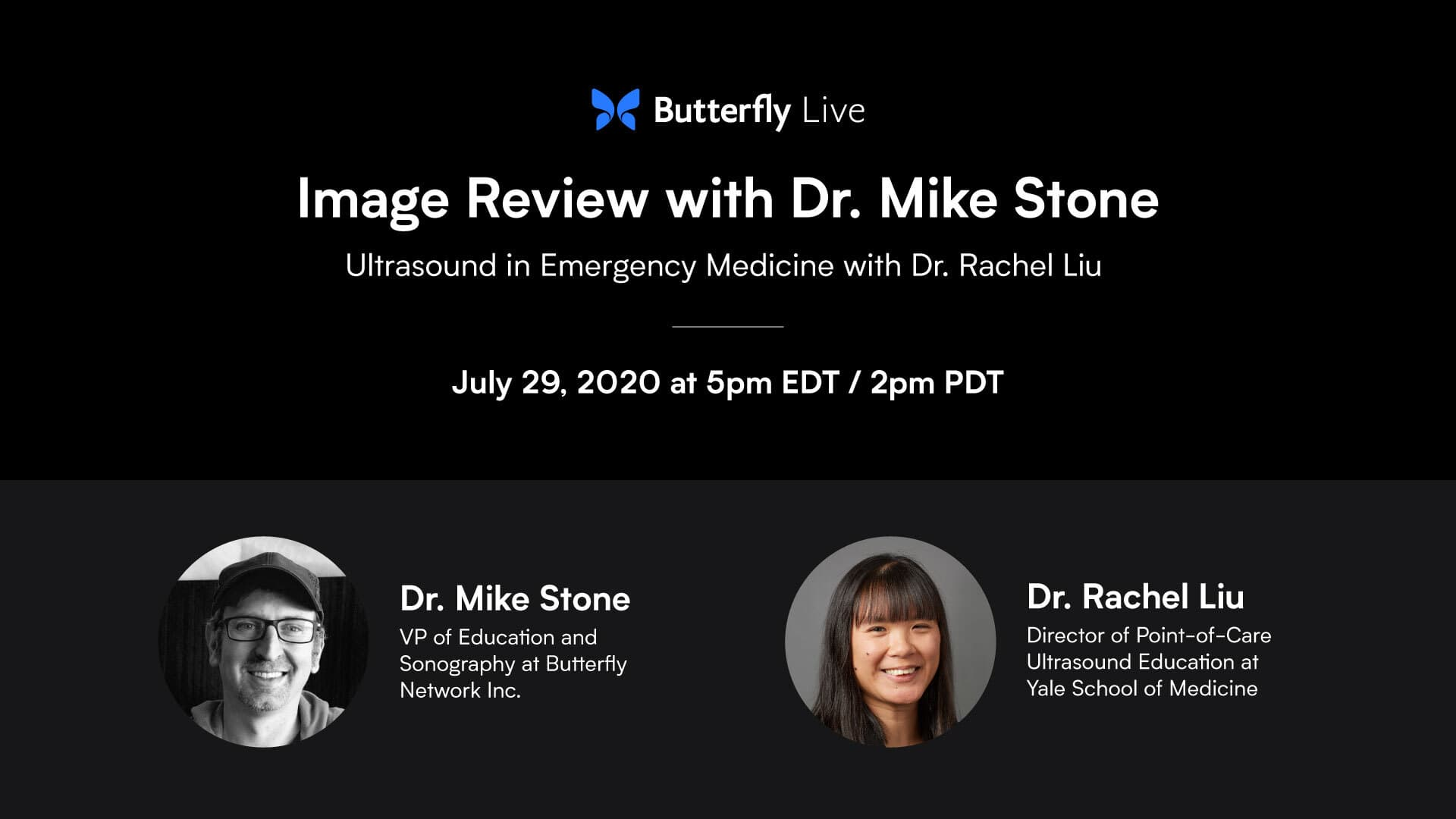 Ultrasound Image Review with Dr. Rachel Liu