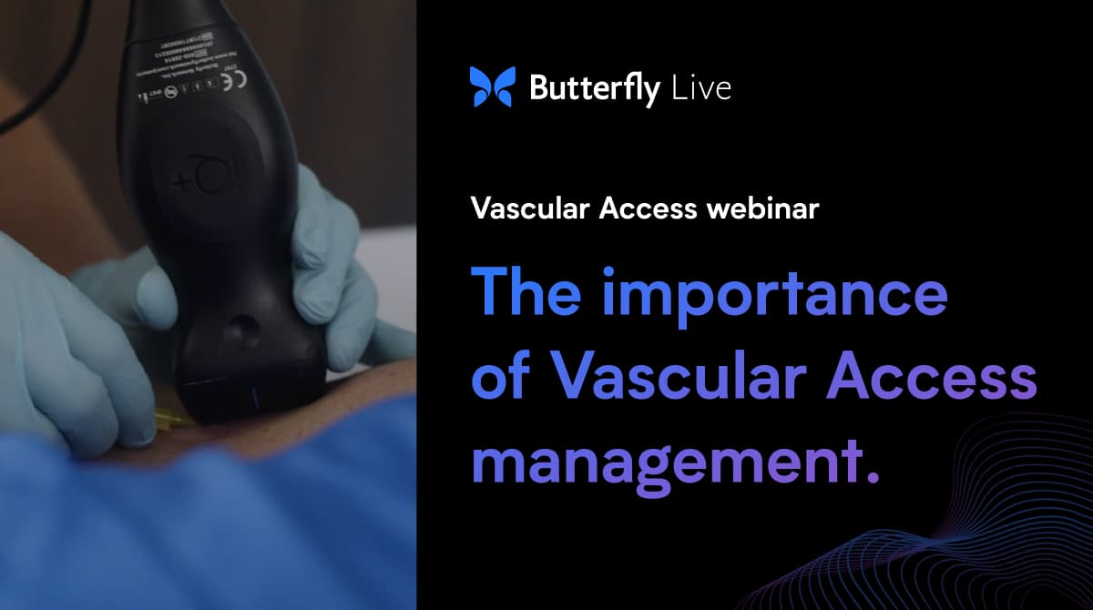 Importance of vascular access management.