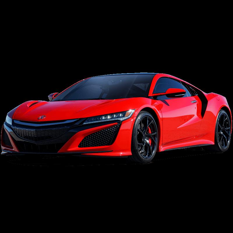 Acura Nsx: Race