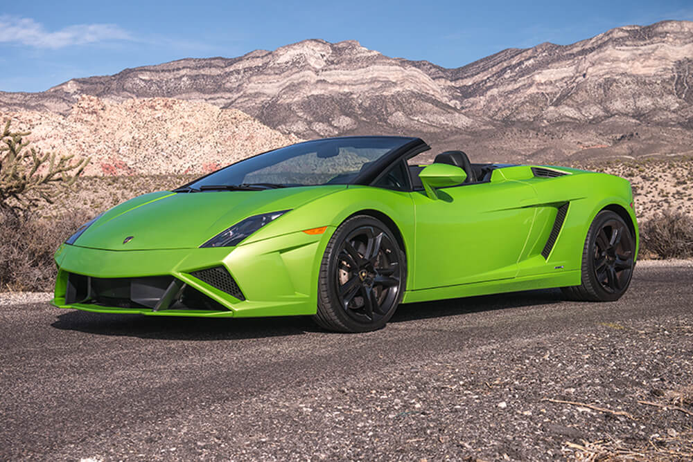 Rent A Unavailable 2014 Lamborghini Gallardo Spyder In Las Vegas