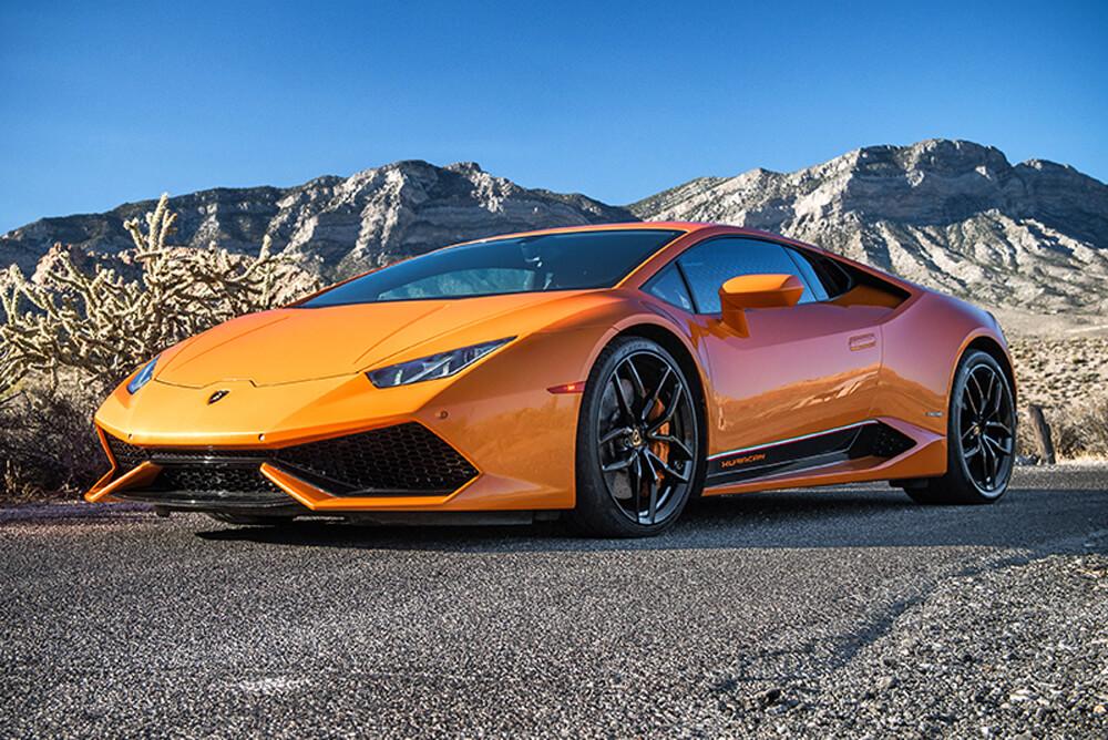 2016 Lamborghini Huracán