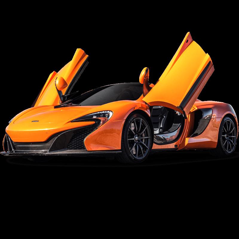 2016 McLaren 650S Spider Fully Tuned