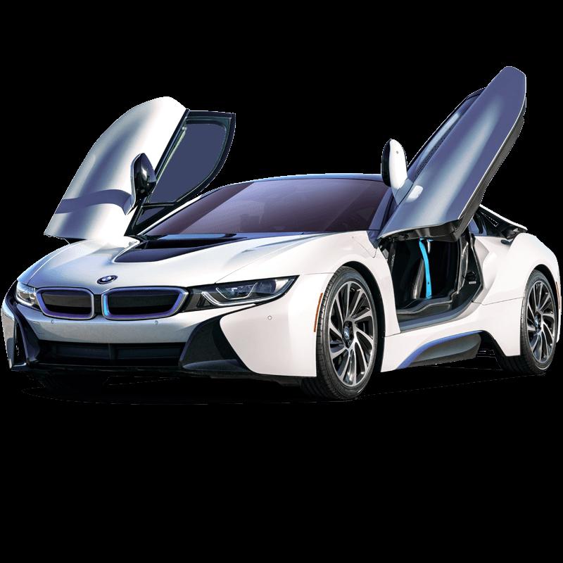 BMW I8 Rentals In Las Vegas