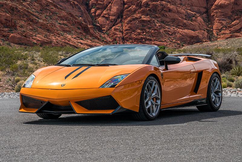 2014 Lamborghini Gallardo Spider