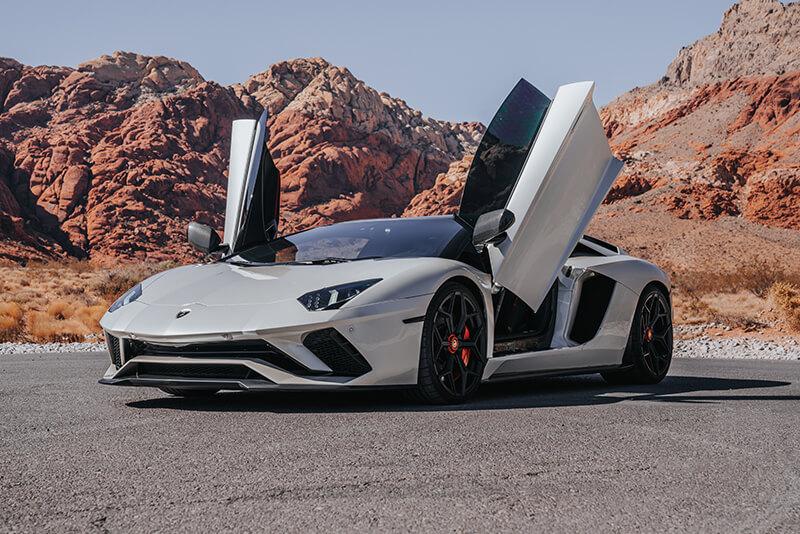 Lamborghini Rentals In Las Vegas