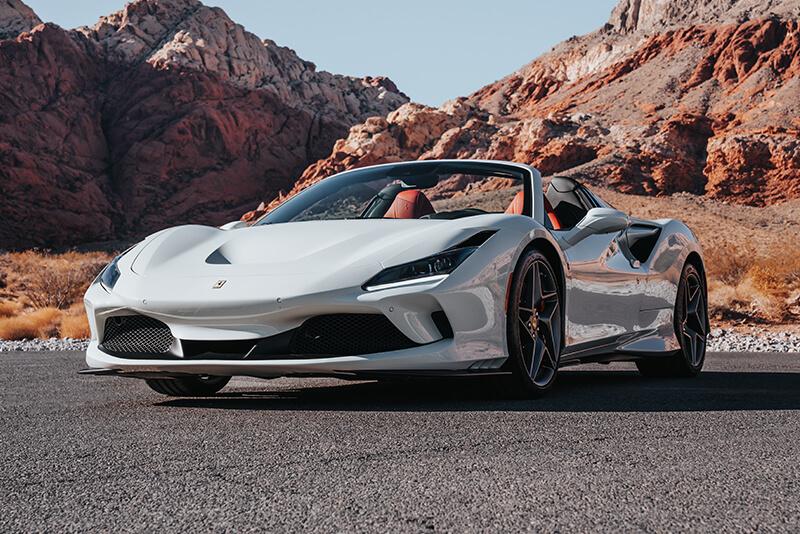 Ferrari Rentals In Las Vegas
