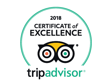 The West Coast Wilderness Railway and Tracks Café have each been awarded TripAdvisor Certificates of Excellence in 2015, 2016, 2017, 2018 and 2019.