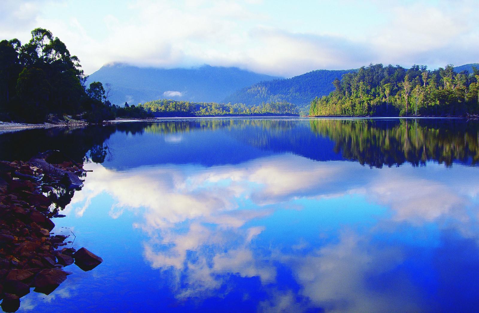 Lake Plimsoll, near Rosebery