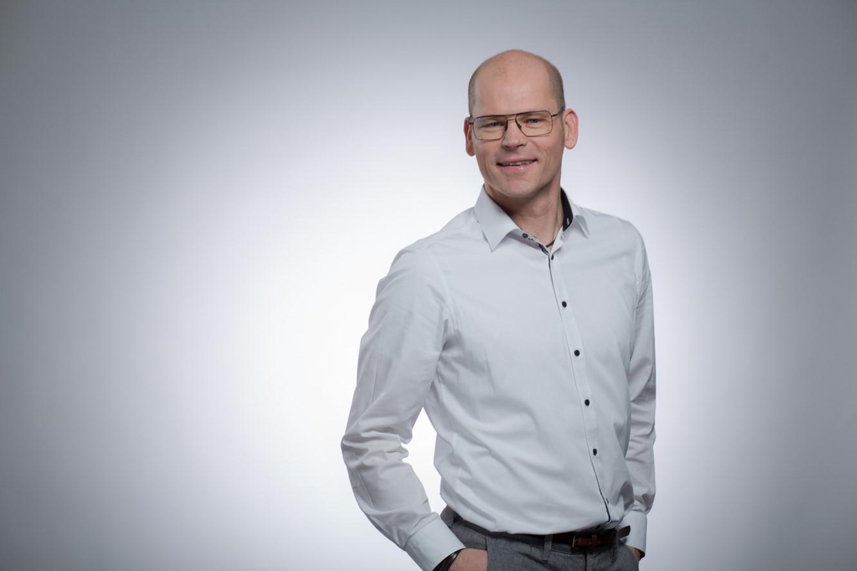 Portrait des Referenten Mark Leine