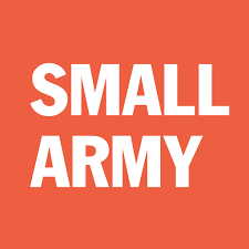 Small Army's logo