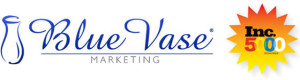 Blue Vase's logo