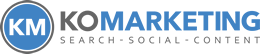 KOMARKETING's logo