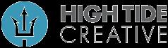 high tide creaive logo