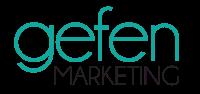 Gefen Marketing logo