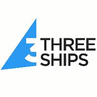 Three Ships logo