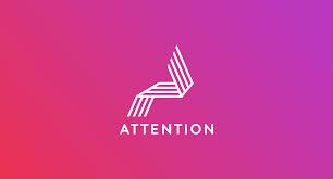 Attention agency logo