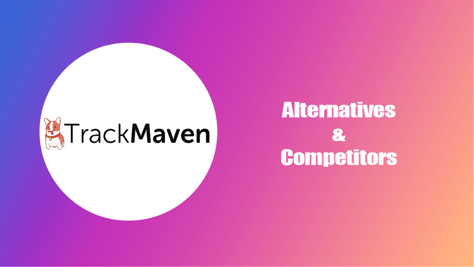 TrackMaven Competitors and Alternatives