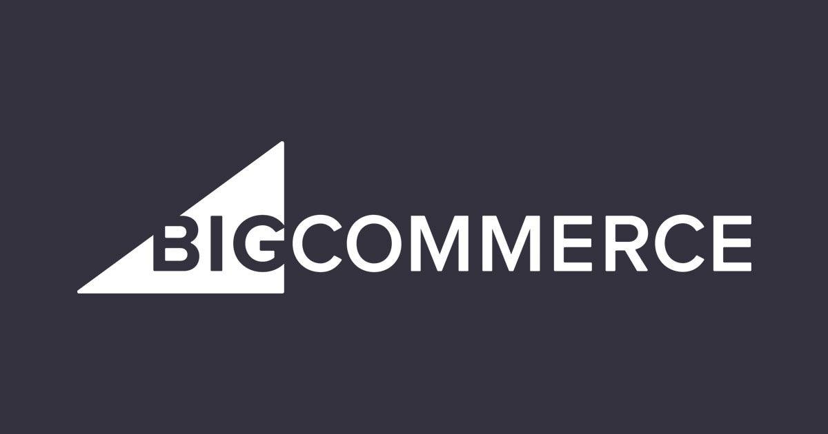Image result for bigcommerce logo