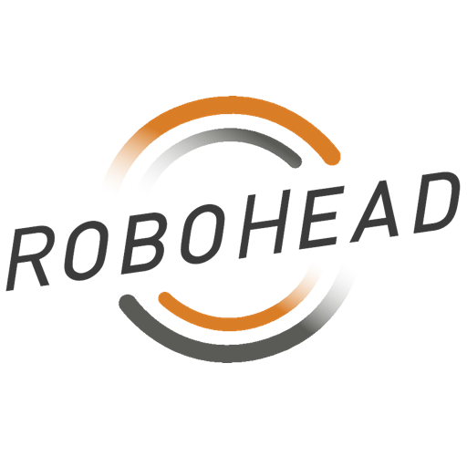 Image result for robohead logo