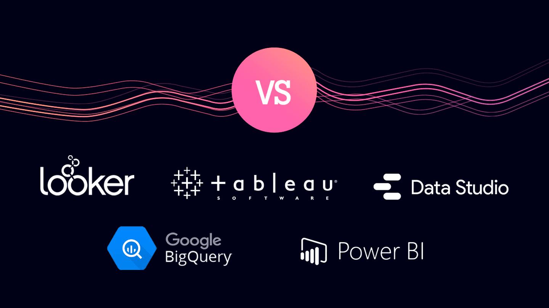 Review of the Best Data Visualization Tools: Tableau vs Looker vs Power BI [2021 Update]