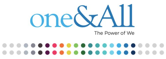 one&All agency logo