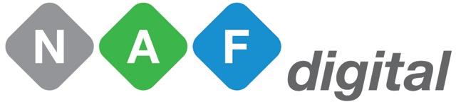NAF digital's logo