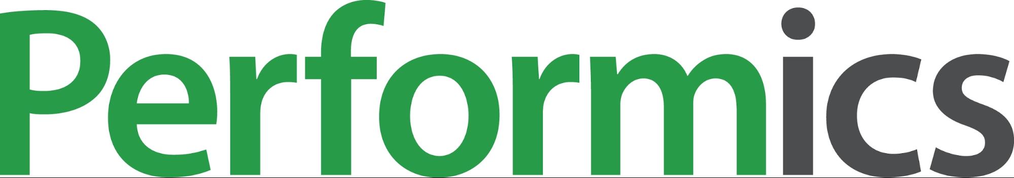 Performics' logo