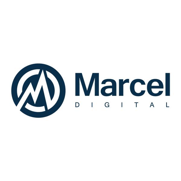 Marcel Digital's logo