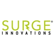 Surge's logo