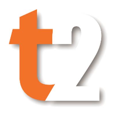 T2's logo