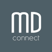 MD Connect's logo