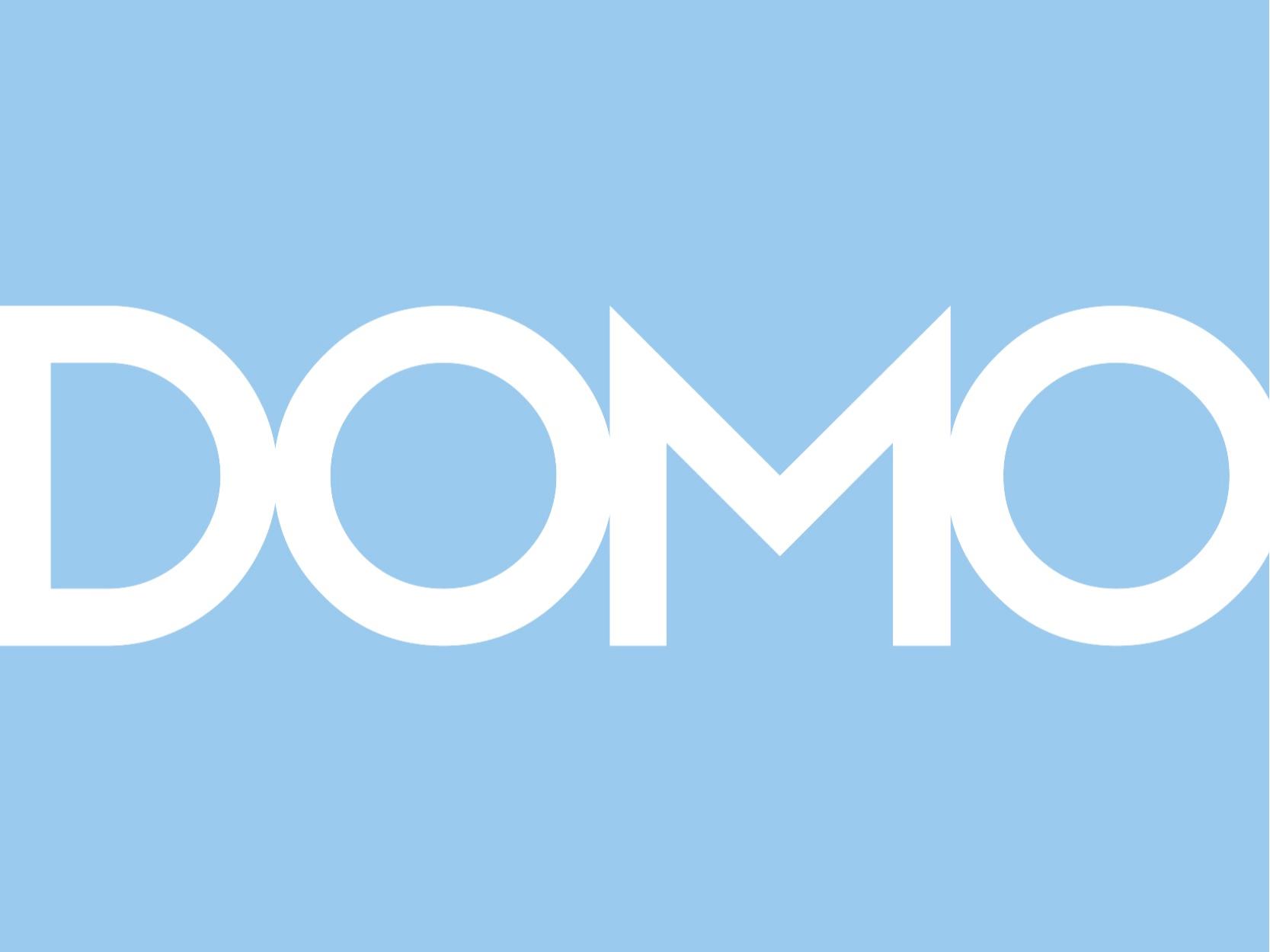 Domo's logo